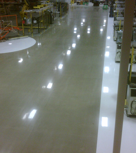 KutRite - What is Polished Concrete?